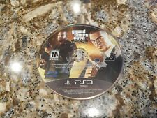 Grand Theft Auto IV & Episodes from Liberty City -  PS3 - C+ COND - DISC ONLY