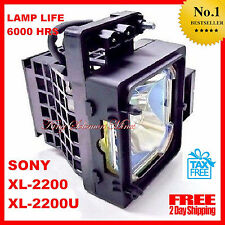SONY XL-2200U HD TV Lamp Rear Projection Replacement Bulb Housing LCD Grand WEGA