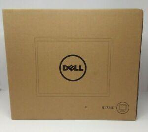"""Dell E1715S LCD Monitor 17"""" Black"""