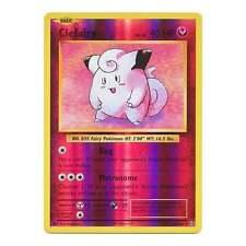 Pokemon XY Evolutions Clefairy 63/108  Holo Rare - Reverse Holo Card