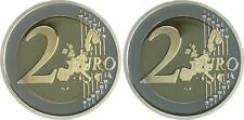 Vatikan 2 Euro Kursmünze 2004 Polierte Platte, in Münzkapsel