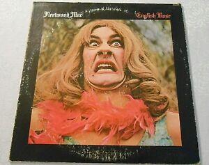 Fleetwood Mac English Rose LP Epic BN 26446 yellow label 1st press nice player