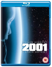 2001 - A Space Odyssey Blu-ray Region