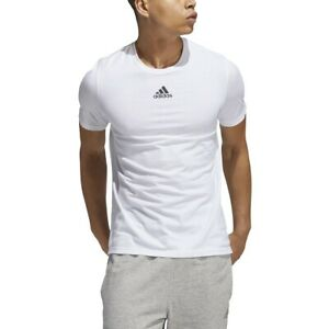 adidas Men's Amplifier Short Sleeve Tee T-Shirt All Sizes/Colors
