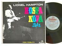 LIONEL HAMPTON Bossa Nova Jazz 1963 Jazz Vinyl LP TRL-E-1223 (SA)