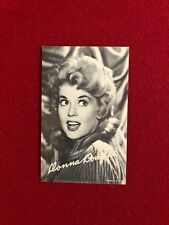 1960's, Beverly Hillbillies, Donna Douglas (Ellie May) Exhibit Card (Scarce)
