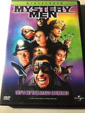 Mystery Men (1999) Dvd Not Your Average Superheroes Ben Stiller Paul Reubens
