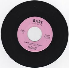 GROUP 45RPM - VIC AND THE VERSATILES ON BARC - RARE!  GREAT!