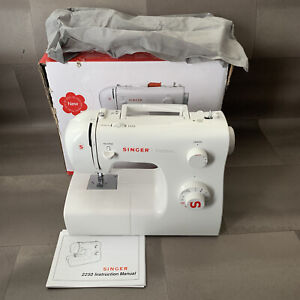 Singer Compact Sewing Machine 2250 • No Power Lead