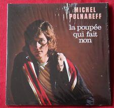 Michel Polnareff, la poupée qui fait non,  CD single 4 titres