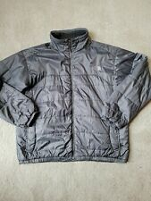 Mens North Face Coat Jacket Lining XL Grey