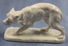 zwergschnauzer terrier Hund hundefigur Nymphenburg 1910 w porzellan figur