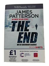The End: BookShots by Patterson, James Book The Cheap Fast Free Post