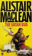 The Satan Bug - Alistair MacLean Audio Book MP 3 CD Unabridged 8 Hours