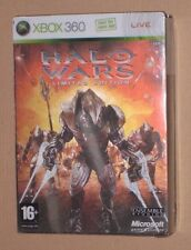Halo Wars Xbox 360 Edición Limitada PAL UK-Completo