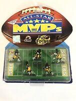 Pittsburgh Steelers All-Star MVP 1997 Steelers Player Set BRAND NEW ORIGINAL BOX