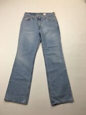Women's Levi 517 'Bootcut' Jeans - W30 L32 - Faded Navy Wash - Great Condition
