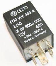 N. 410 VW Golf MK4 POLO MK5 Bora Passat Pompa Carburante Relè 6N0 906 383 un PIN SETTE