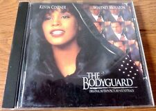 The Bodyguard CD Whitney Houston & Kevin Costner