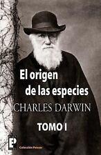 El Origen de Las Especies (Tomo 1) by Charles Darwin (2012, Paperback)