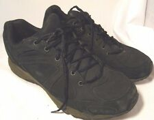 MERRELL Men's Meridian Leather Shoes (Black) Size 12 Sneakers