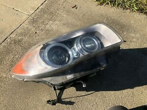 2008-2012 BMW 135i 128i 120i Xenon HID E82 E88 headlight headlamp light Right