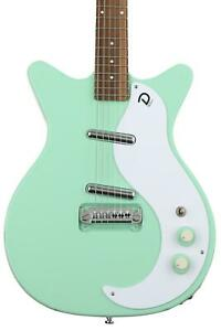 Danelectro '59M NOS+ Electric Guitar - Seafoam Green