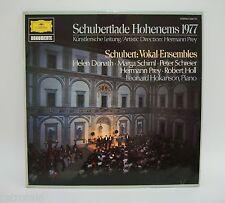 Hermann Prey - Schubert: Vokal-Ensembles   inkl. Beilage   DGG   LP: Near Mint