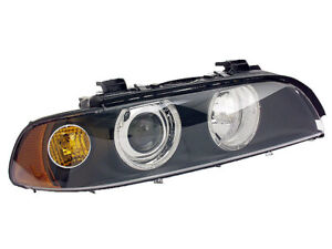 Fits BMW E39 525i 540i M5 Front Right Halogen Headlight Assy Hella 63126900200