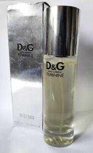 Vintage Dolce&Gabbana Feminine EDT 100ml women's perfume