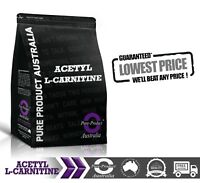 200G PURE  ACETYL L-CARNITINE ALCAR POWDER Premium Quality