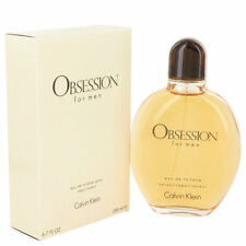 Obsession By Calvin Klein 6.7 / 6.8 Oz EDT SP New In Box Sealed Cologne For Men