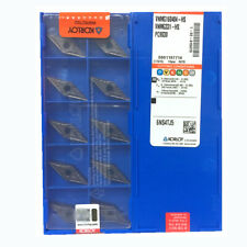 H●KORLOY VNMG160404-HS PC9030 Carbide Inserts CNC TOOL.