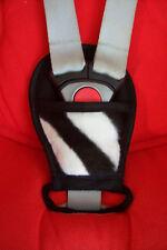 Gurtpolster Schrittpolster für Autositz Maxi Cosi Babyschalen - Neu - Handmade
