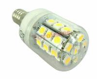 E14 30 LED 5050 SMD caldo bianco Spot Light con coperchio 110V / 220V NUOVO