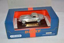 Dinky Toys Matchbox DY921 Jaguar E-type 1967 Pewter model mint in box 1e