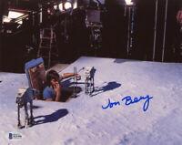 JON BERG SIGNED AUTOGRAPHED 8x10 PHOTO ILM LEGEND AT-AT STAR WARS BECKETT BAS