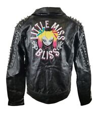 Alexa Bliss Little Miss Bliss WWE Authentic Studded Jacket