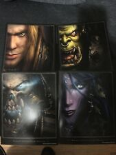 Warcraft 3 Limited Edition Lithographs