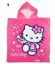 Serviettes et gants de toilette Hello Kitty pour enfant