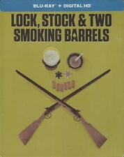 Lock, Stock & Two Smoking Barrels Limited Steelbook (Blu Ray/Digital)