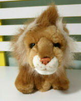 Korimco Friend Lion Plush Toy Soft Children's Animal Toy 18cm Tall!
