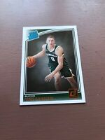2018-19 Panini Donruss Basketball Rated Rookie: Donte Divincenzo