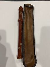 Mathias Thoma  Flute Made In Germany With Leather Case