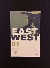 EAST OF WEST #1 Comic Book IMAGE 2013 First Printing NM Sci-Fi Western