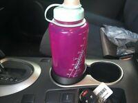 Nathan Nalgene Water Bottle Car Cup Holder 32oz Adapter. - 3D Printed - !! Flask