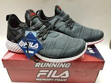 NEW FILA COOLMAX Mens Light Weight Running Shoes With Memory Foam Size 10.5