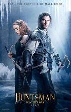 SNOW WHITE & THE HUNTSMAN PART 2- Orig 27x40 Movie Poster-CHRIS HEMSWORTH-ADV A