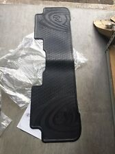 Genuine Toyota Kluger Rubber Floor Mats (Rear) (Dec 2013 - Current)