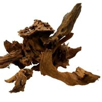 Aquarium Small Malaysian Driftwood Luxurious Set for Fish Tank Decor Real Wood